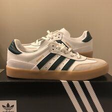 Adidas  Busenitz Vulc RX Men's Sz 10 Db3247 White/Green/Gum