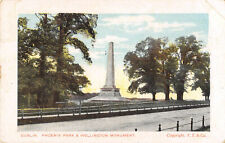 R097889 Dublin. Phoenix Park and Wellington Monument