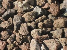 50 kg Lava Steine 16-32 mm - Lavastein Lavasteine Aquarium Kiesel Kies Gasgrill