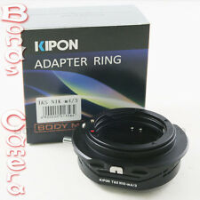 Kipon Tilt & Shift Adapter for Nikon F lens to Micro 4/3 mount E-P3 PL5 GF5 GX1