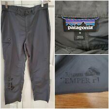 Patagonia Team Semper Fi Pants Men Size Medium Inseam 31in