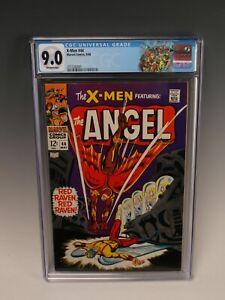 X-Men #44 CGC 9.0 (Marvel, 1968)