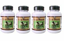 4  Sheep Placenta with Grape Seed, Collagen, Vitamin E Zinc (Total 400 Capsules)