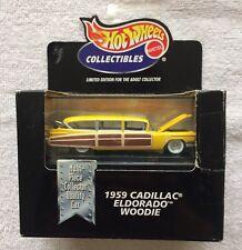 Hot Wheels 1959 Cadillac Eldorado Woodie