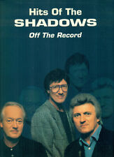 the SHADOWS songbook BAND SCORE Guitar Tab Bass Tablature Drums book HANK MARVIN