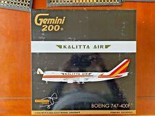 Kalitta Air Boeing 747-400erf Open N782ck Gemini Jets G2cks928 1 200