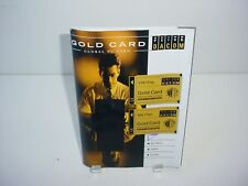 Psion Dacom Global Gold PC Card User Guide Manual Softcover Book
