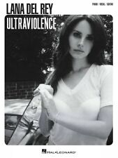 Lana Del Rey Ultraviolence Sheet Music Piano Vocal Guitar SongBook NEW 000137427