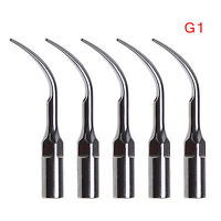 5 punte dentali per scaler Tip ablatore EMS WOODPECKER Mectron G1 Model