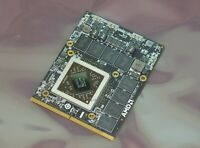 HD 6970M HD6970M 2GB DDR5 MXM VGA Card GPU For Apple iMac 2011 A1312