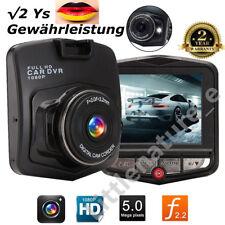"""Neueste 2.4"""" Nachtsicht Auto DVR Kamera 1080P HD Video Recorder G-Sensor Dashcam"""
