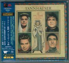 Wagner Opera Tannhauser Franz Konwitschny Japan 3 SACD w/OBI NEW Tower Records