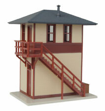 Walthers Trainline HO Scale Building/Structure Trackside Railroad Signal Tower