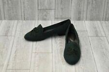 Soft Style H702204 Tassel Loafer - Women's Size 9 W - Green