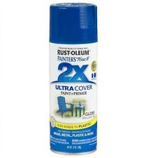 Rust-Oleum 249120 Painter's Touch MultiPurpose Spray Paint- Gloss Brilliant Blue