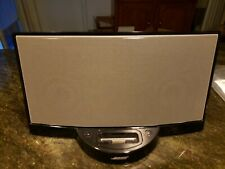 Bose SoundDock Portable Digital Music System Speaker - Black w/remote, adapters