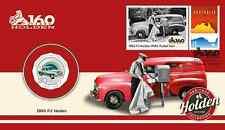 Australia 2016 Holden 160 Years 1953 FJ Holden PNC - RAM 50c Coin L/E 8000