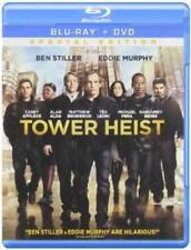 Tower Heist (2 Disc Blu-ray Combo + DVD Blu-ray