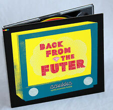 CD back from the futer-aavikko synthy Ensemble Finland