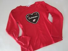 Louis & Louisa Langarm Shirt Gr. 164 ( eher 152 ) Rot Zuckerpuppe