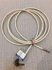 Vintage Master Lock Co 2119 Vintage Original Bike Bicycle Chain Cable Chain Keys