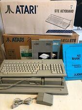 BOXED! Atari Mega STE HDD + Vortex 386 + VME network - 3 days only!