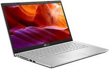 "Asus VivoBook 14"" Intel Core i3 4GB RAM 256GB NVMe SSD Windows 10 Silver"