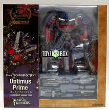 "In STOCK Kaiyodo Revoltech Transformers ""Optimus Prime"" Action Figure"