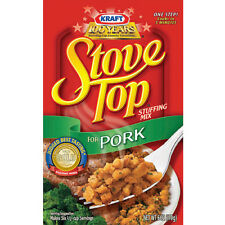 Kraft Stove Top Pork Stuffing Mix, 6 oz