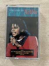 Michael Jackson | Motown Greatest Hits | Cassette | Compilation | Très Bon État