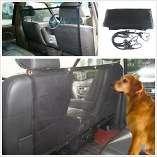 Car Truck Back Seat Pet Dog Safety Travel Fence Isolation Net Barrier Nylon Mesh