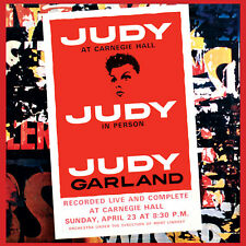 Judy Garland - Judy At Carnegie Hall (2CD) CD