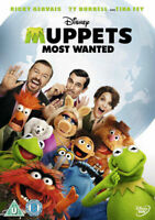 Muppets Most Wanted DVD New & Sealed