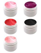 5 x 5ml Poly Acrylgel Acryl UV Gel System in 1 Neuheit PAG-Set3