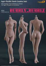 Phicen 1/6 Super-Flexible Seamless Figure M Bust SUNTAN Steel Skeleton S02A  USA