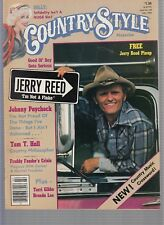 Country Style-July 1981. Jerry Reed-----9