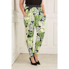 Pantaloni da donna medi affusolati taglia S