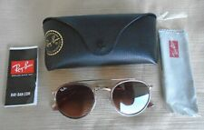 Pair of Ray-Ban 5122 Italy Sunglasses w/ Case, Sealed Cleaning Cloth & Info Page