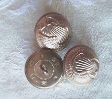 collection 1 boutons anciens cuivre armée  de l air@Old buttton