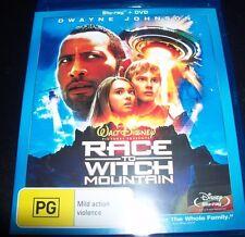 Race To Witch Mountain Disney (Australia Region B) bluray & DVD