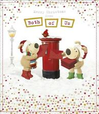 BOOFLE FROM BOTH OF US CHRISTMAS CARD NEW GIFT