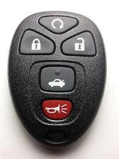 Buick Chevy Pontiac Saturn 22733524 KEYLESS ENTRY FOB 5 BUTTON REMOTE AUTO START