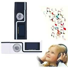 Portable USB MP3 Music Player FM Radio Digital LCD Support 16GB Screen C2C5