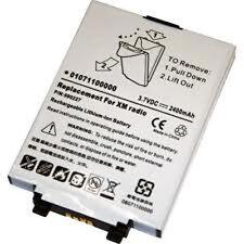 2400mAh Battery Delphi myfi EPNN8774A EPNN9155A XM Radio XM2go TXM1000 SA10280