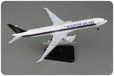 18CM SINGAPORE AIRLINES BOEING 777-300ER Passenger Airplane Plane Diecast Model