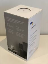 *New/Unopened* Google Home Smart Assistant Speaker Wi-Fi Streaming White Slate