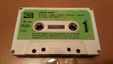CARLOS ACUÑA CINTA TAPE CASSETTE 1977 COBRA SCA-014 PAPER LABELS