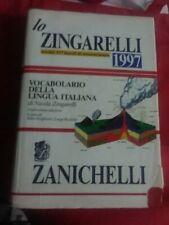 Lo Zingarelli 1997 Vocabolario Della Lingua Italiana