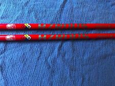 NEW PROJECT X HZRDUS RED 6.5 S-FLEX 62 HAND CRAFTED RAW UNCUT DRIVER SHAFT