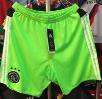 Men's Ajax away football shorts all sizes Adidas 2015 2016 BNWT